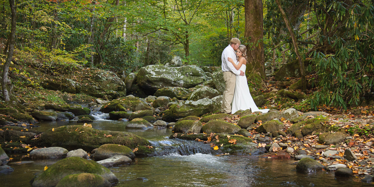 Smoky Mountain Wedding Package