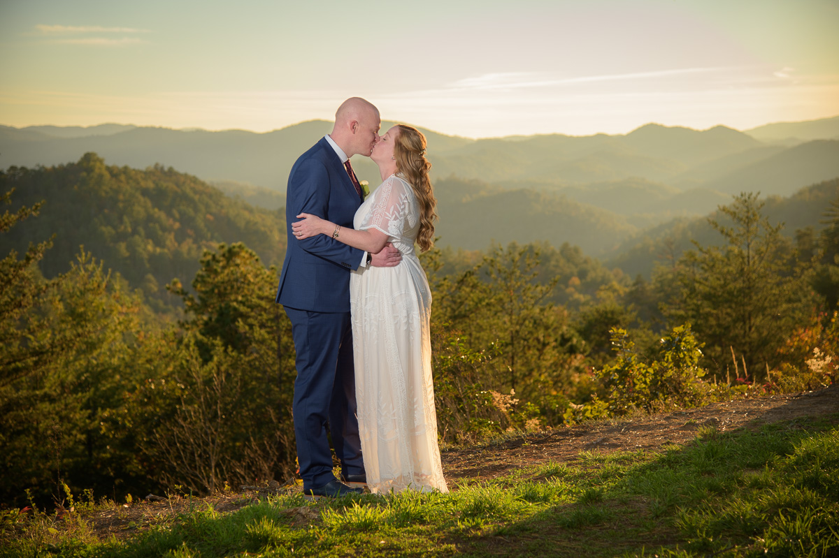 Great Smoky Mountains wedding packages