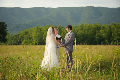 Cades Cove Wedding Packages