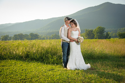 Elopement Packages in Cades Cove
