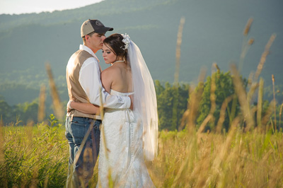 Cades Cove Destination Wedding package