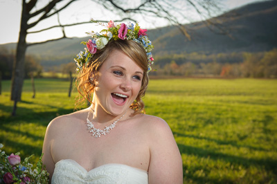 Mountain View Wedding in Cades Cove