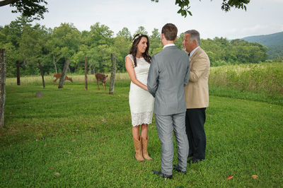 Elope to Cades Cove in the Smokies