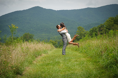 Cades Cove Mountain View Elopement