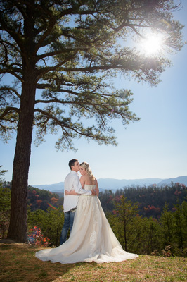 Wedding Package Gatlinburg