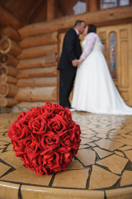 Romantic Gatlinburg chapel Weddings