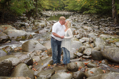 Smoky Mountain Riverside Wedding Packages