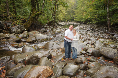 Smoky Mountain elopement packages