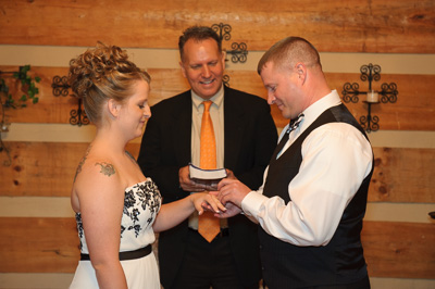 Pigeon Forge Wedding