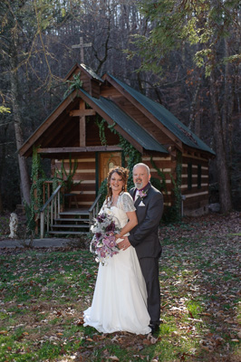 elopement in Pigeon Forge, Tennessee