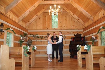 Pigeon Forge Elopement Packages