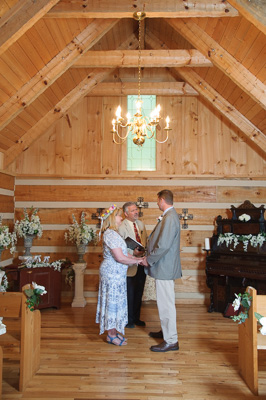 chapel Wedding Packages