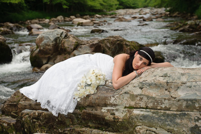 Gatlinburg Bride