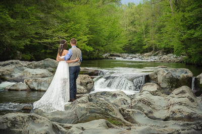 Wedding Greenbrier Riverside #1