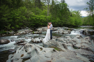 Greenbrier Riverside #1 Wedding