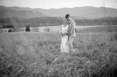 Smoky Mountain Elopement in Cades Cove