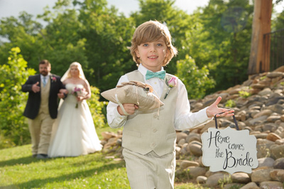 Gatlinburg Ring Bearer