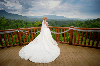 Gatlinburg Cabin Wedding