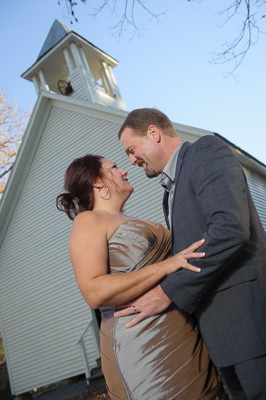 Elopement at the Primitive Baptist Church