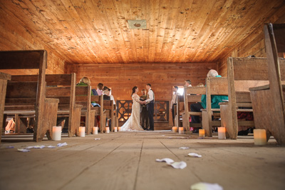 Wedding Package in Cades Cove