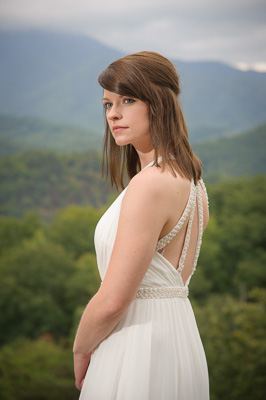 Gatlinburg Bride Wedding