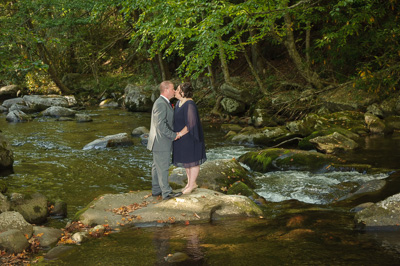 elopement in The Smoky Mountains